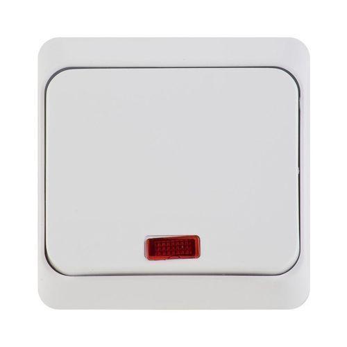 Włącznik Pojedynczy Z Podświetleniem Prima Schneider Electric