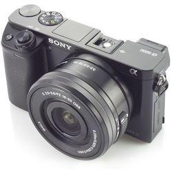 Sony Alpha A6000 z kategorii [aparaty cyfrowe]
