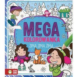 Megakolorowanka zima zima zima - marki Zielona sowa