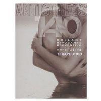 Rajstopy przeciwżylakowe 140 den terapeutico - przeźroczyste, ii klasy kompresji, ucisk 22-29 mmhg - antistress marki Antistress (włochy)