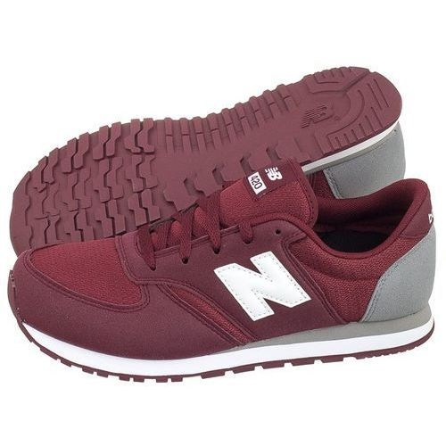 Buty kl420buy bordowe/szare (nb231-a) marki New balance