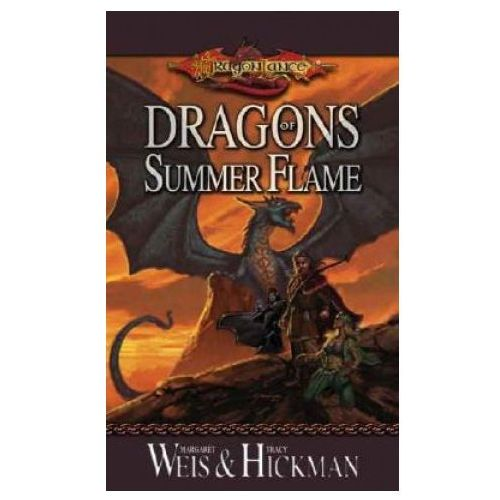 Dragons of Summer Flame (9780786927081)
