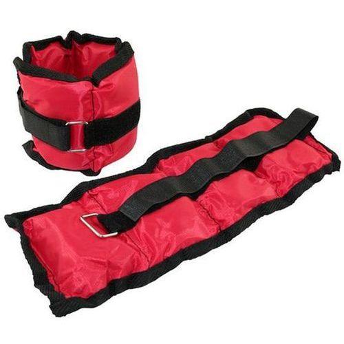 Obciążniki ob03 2 x 1.5kg czerwony Hms