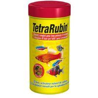 Tetra rubin - różne objętości