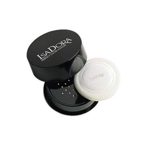 Isadora Puder sypki perfect loose powder 18g - velvet transparent nr 01 - - fotografia Isadora Puder sypki perfect loose powder 18g - velvet transparent nr 01 -