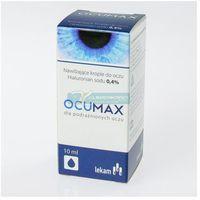 Ocumax 0,4% krople do oczu 10 ml, 36747