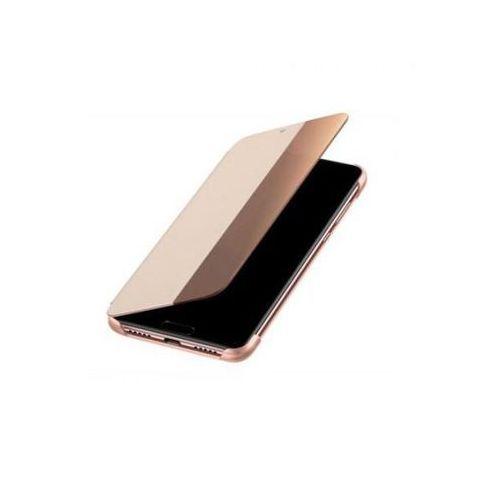 Etui HUAWEI Smart View Flip Cover do Huawei P20 Różowy, 51992357