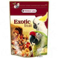 Versele laga Exotic fruit - mieszanka owocowa dla papug - 2 x 600 g | darmowa dostawa od 129 zł + promocje od bitiba.pl!| tylko teraz rabat nawet 5%