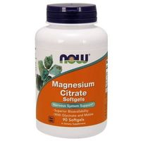 Magnesium Citrate (Cytrynian Magnezu) 134mg 90 kaps.