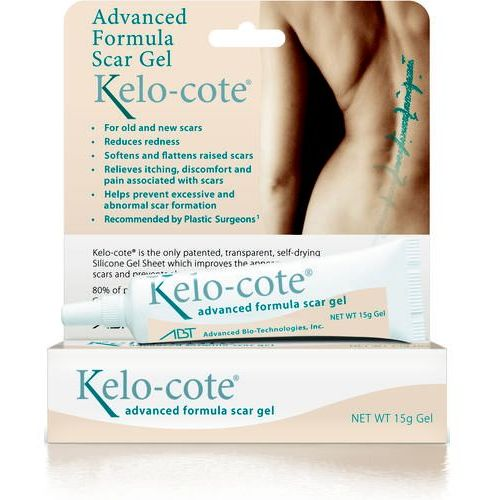 Żel Kelo-cote żel silikonowy na blizny 15 g