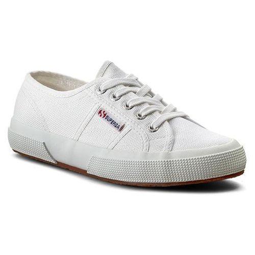 Tenisówki SUPERGA - 2750 Cotu Classic S000010 White 901, w 6 rozmiarach