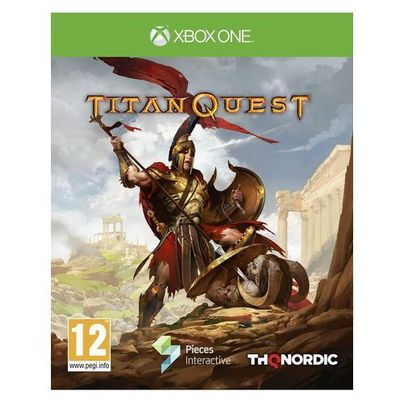 Gry Xbox One THQ