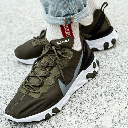 Buty treningowe męskie Nike React Element 55 (BQ6166-200)