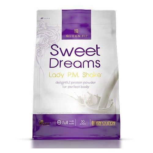 sweet dreams lady p.m. shake - 750g - dark chocolate marki Olimp