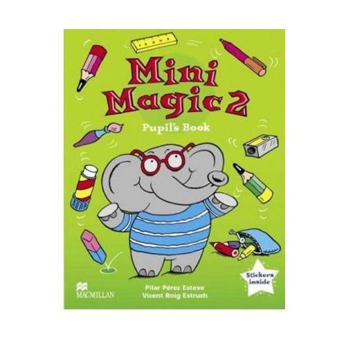Mini Magic 2 Student&-8217;s Book (9781405017602)