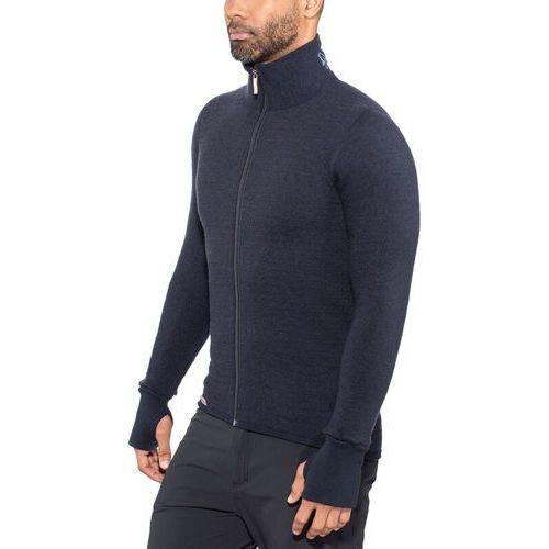 Woolpower 400 bluza na zamek błyskawiczny kobiety, dark navy xxl 2020 kurtki wspinaczkowe