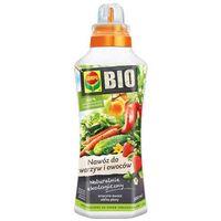 Nawóz do warzyw i owoców Compo Bio : Pojemność - 0,5 l