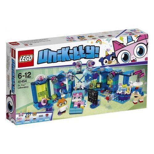 Lego UNKITTY Laboratorium dr lisiczki dr. fox laboratory 41454
