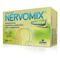 Kapsułki Nervomix Control x 20 kaps.