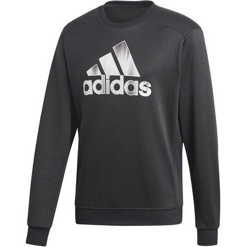 Bluza adidas Commercial Badge of Sports DL8699, kolor biały