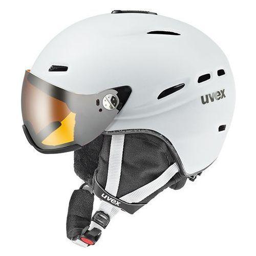 Uvex Kask nar hlmt 200 white l