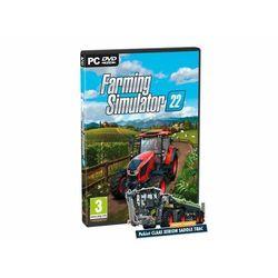Farming simulator 22 edycja kolekcjonerska gra pc cenega marki Focus