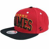 czapka z daszkiem ZEPHYR - Supers Stars (FLAMES) rozmiar: OS