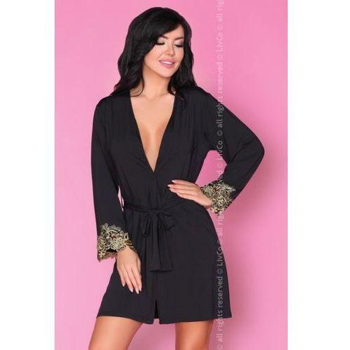 2152320140c280 Livco corsetti fashion Marita lc 90349-1 royalry silver collection szlafrok,  Livco corsetti fashion