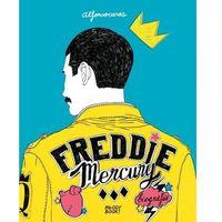 Freddie Mercury. Biografia, oprawa twarda