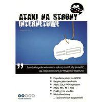 Ataki na strony internetowe z płytą CD (9788392374565)