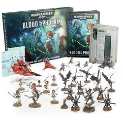 Wh40k: Blood Of The Phoenix (angielski) (PH-60) GamesWorkshop PH-60
