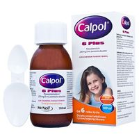 Syrop CALPOL 6 plus 100 ml