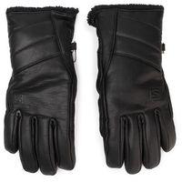 Rękawiczki Damskie SALOMON - Insulated Gloves Gants LC1183700 Black