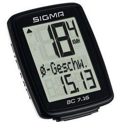 Sigma Licznik bc 7.16 ats