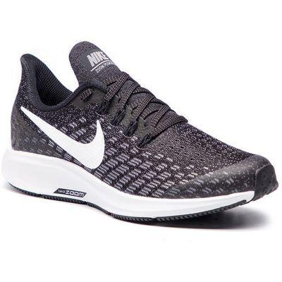 91f9b82b Nike Buty - air zoom pegasus 35 (gs) ah3482 001 black/white/gunsmoke/oil/grey  eobuwie.pl