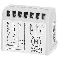 STM-2K Odbiornik do sterownia 2 lampami 230V miniaturowy, STM-2K wer. standard