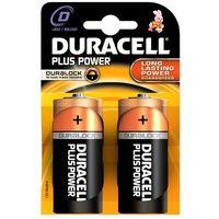 Bateria alkaliczna  plus power lr20 d 2 sztuki marki Duracell