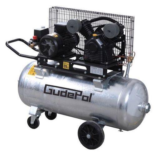 Sprężarka tłokowa HD 40/90/510 (GUDEPOL)