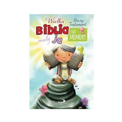 Wielka biblia mały ja. stary testament - gra memory marki De bezenac agnes i salem