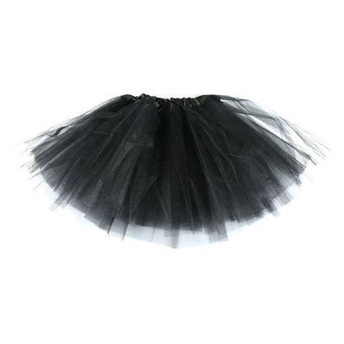 Zestaw kotek czarny ze spódniczką marki Gam