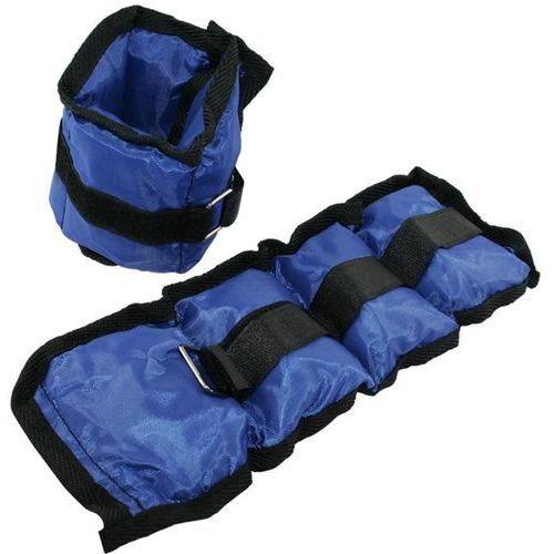 Obciążniki ob03 2 x 1,5 kg niebieskie - 2 x 1,5 kg Hms
