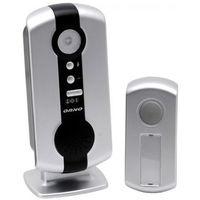 Dzwonek bezprzewodowy ORNO OR-DB-QH-107 bateryjny z learning system POP DC (5907565612196)