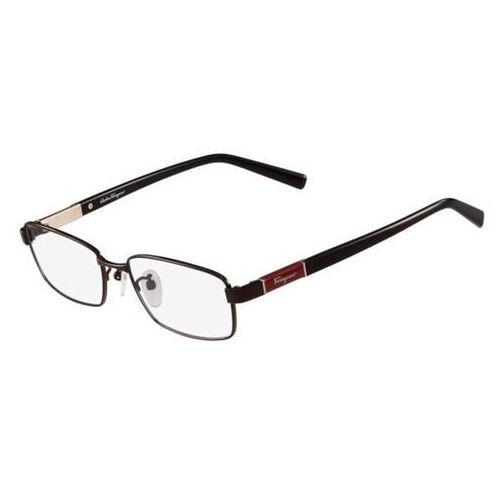 Salvatore ferragamo Okulary korekcyjne sf 2526a 210