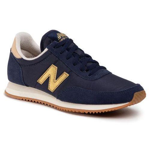 Sneakersy NEW BALANCE - WL720AA Granatowy, kolor niebieski