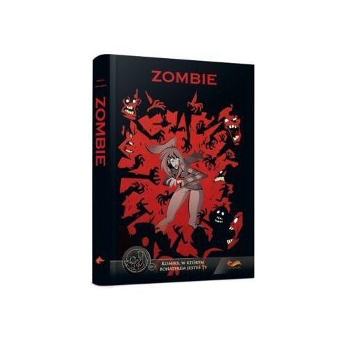 Gra komiks paragrafowy zombie - darmowa dostawa od 250 zł!! marki Foxgames