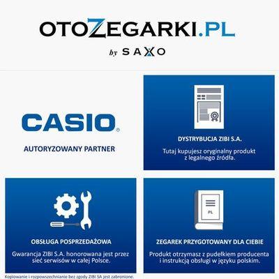 Zegarki męskie Casio HappyTime.com.pl