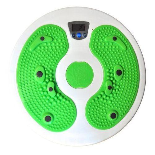 Axer sport Twister magnetyczny axer fit a2682 z licznikiem