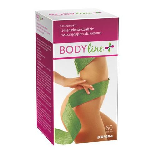 Biofarm Bodyline+ x 60 kapsułek
