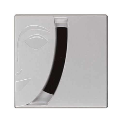 Kryolan CAKE EYE LINER (BLACK) Eye Liner do nakładania na mokro - BLACK (5321)