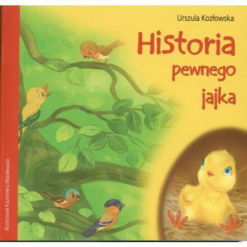 Historia pewnego jajka - Urszula Kozłowska (24 str.)